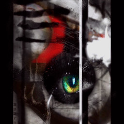 shoutout abstract abtractart madebypicsart eye freetoedit