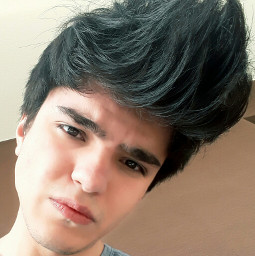 freetoedit hair hairstyle longhair picsartphoto