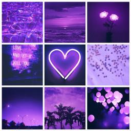 purple aesthetic grid aestheticgrid freetoedit