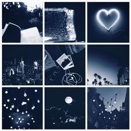 black aesthetic grid aestheticgrid