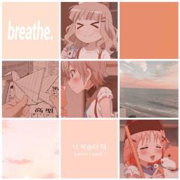 peachy anime animeaesthetic moodboard owowhatsthis