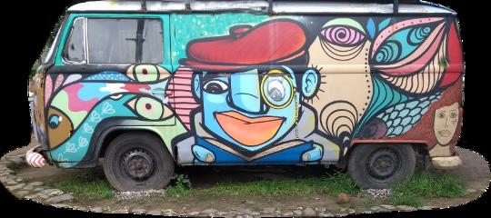 kombi hippe trip travel traveling freetoedit schippies hippies