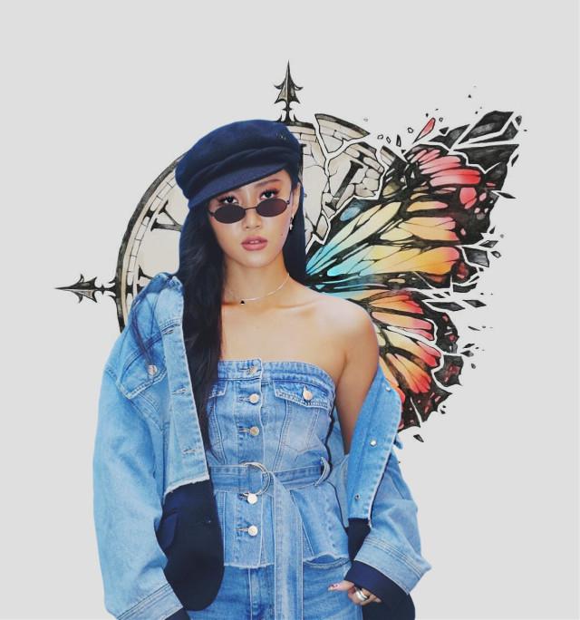 🦋 #freetoedit  #hwasa   #kpopedit  #mamamoo   #butterfly  #myedit  #kpop #idol   #mamamoohwasa