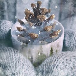 freetoedit cozy winter snowbrush maskeffect