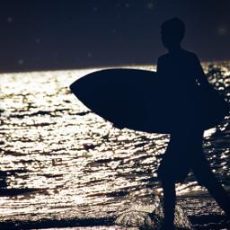 freetoedit night surf myphotography