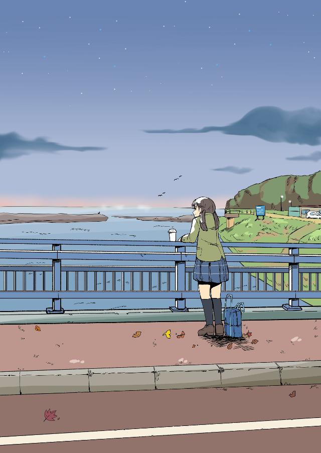 ☕️✨  #freetoedit #drawing #girl
