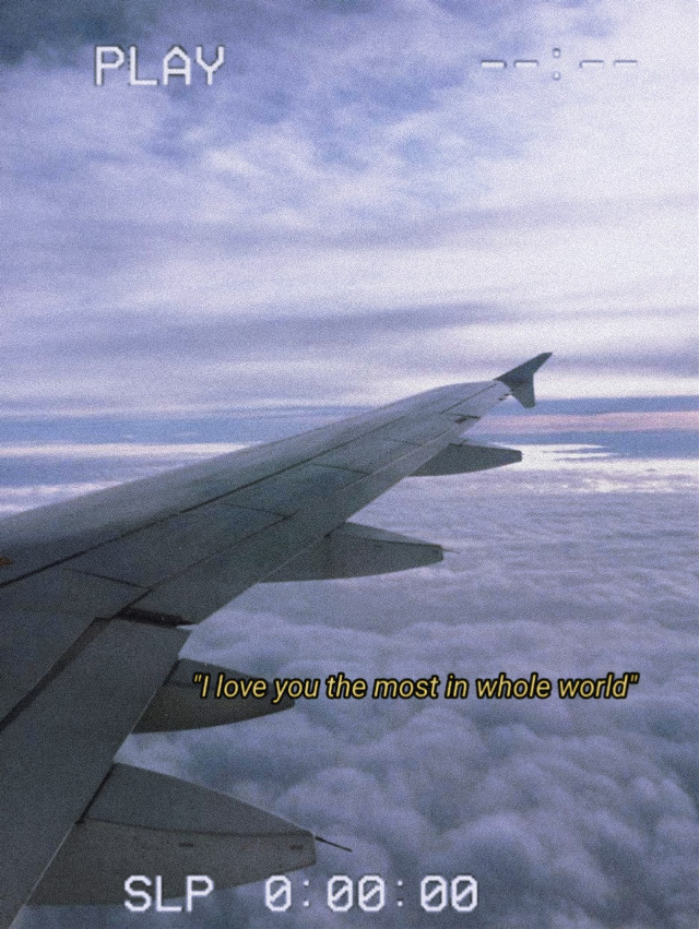 #love#airplane