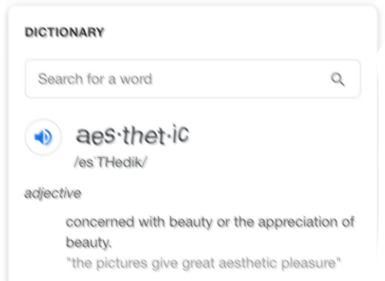 #aesthetic #aestheticdictionary #dictionary #beauty #freetoedit
