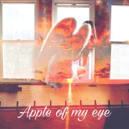 freetoedit appleofmyeye