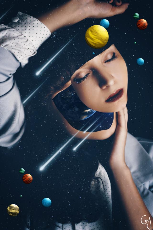 #freetoedit #picsart #tools #surreal#galaxymakeup #editedbyme #enjoy