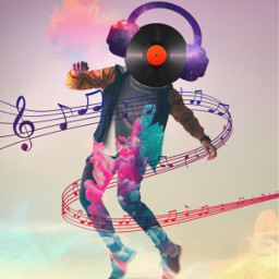freetoedit music imagination fantasy srcheadphone