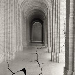 freetoedit empty walkway