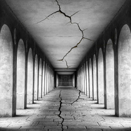freetoedit abandoned walkway