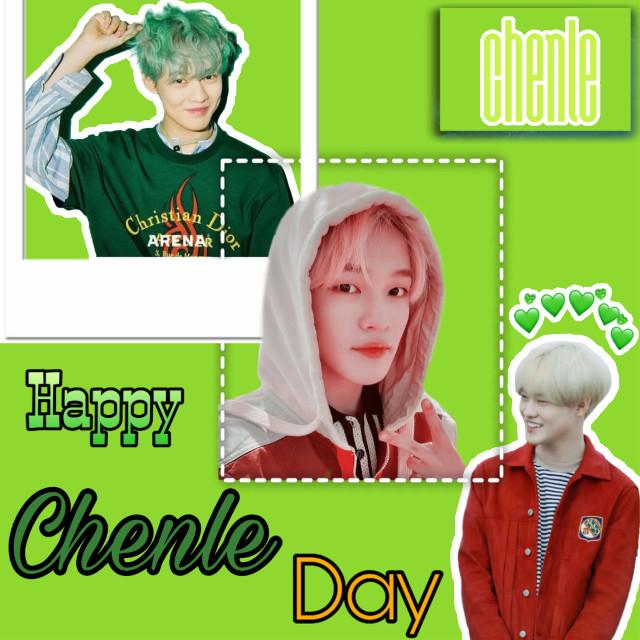 Happy Chenle Day💚🎉     #nct #chenle #zhongchenle #happychenleday #nctdream #kpop #nctzen #freetoedit