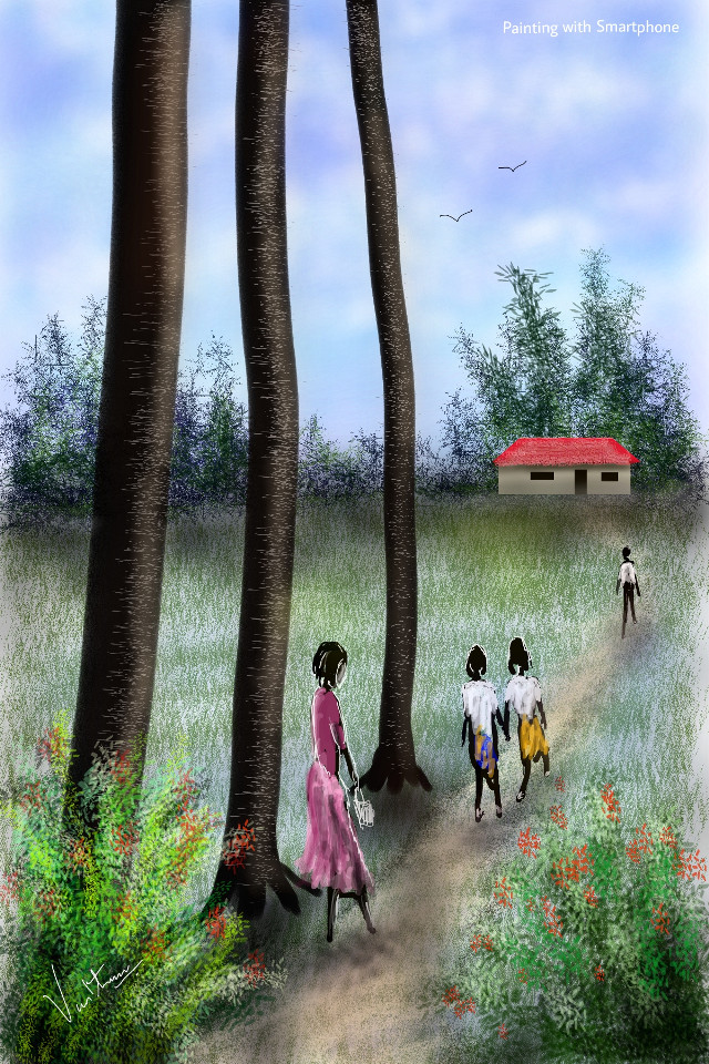 #drawing #share #nature #enjoy #love #life