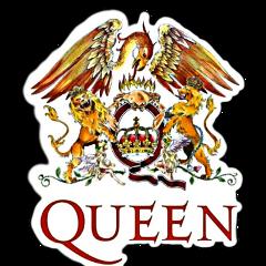 freetoedit freddiemercury queen rock logo