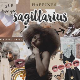 freetoedit zodiac sagittarius signs zodiacsigns
