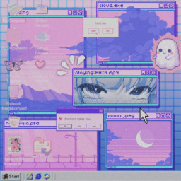 freetoedit aesthetic retro computer icons