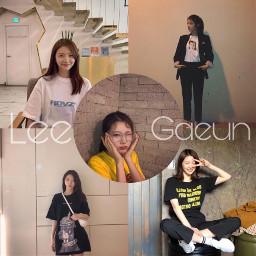 produce48 gaeun leegaeun remember you freetoedit