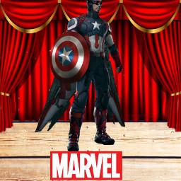 marvel captainamerica falcon avengers curtains freetoedit