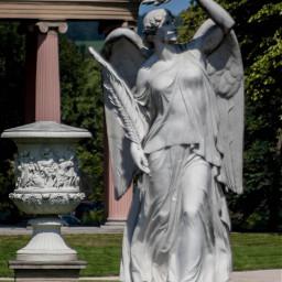 freetoedit victoria goddess mythology statue