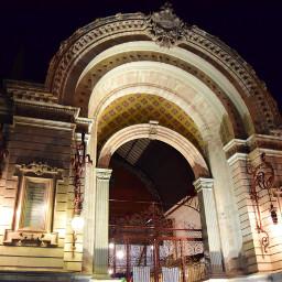 bulding architecture guanajuato.gto night street-to-nigth