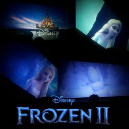 frozen frozen2 elsa anna cinema freetoedit