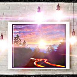 freetoedit remixed maskeffect lensflares road