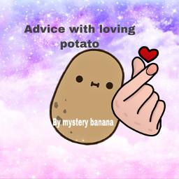 comment love benice potato freetoedit