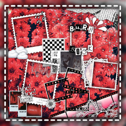background complex template complexediting red freetoedit