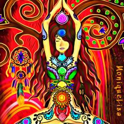 moniquelisa meditation herzen wünsche universum freetoedit ircgalaxyjar galaxyjar