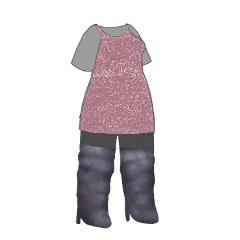 gacha gachalife gachaclothes outfit dress freetoedit