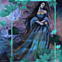 freetoedit remixed girl hueeffect hdreffect srcautumnframe autumnframe