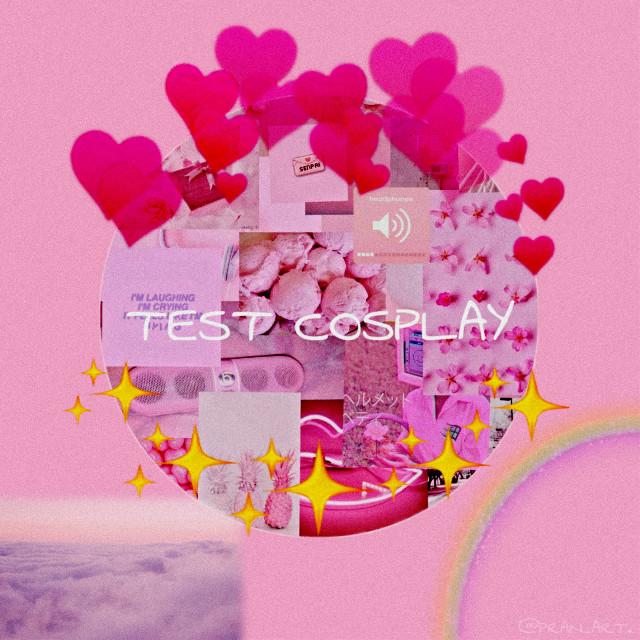 #freetoedit  #pastel #pink #testcosplay #cosplay #bg #background