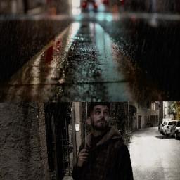 freetoedit rainyday rain mylove man