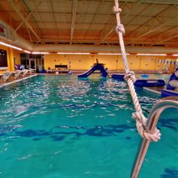 swimmingpool ropeswing poolfun fattaleffect colorful freetoedit