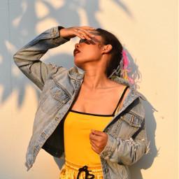 freetoedit fashion lifestyle lights phtoshoot pchalffaced halffaced