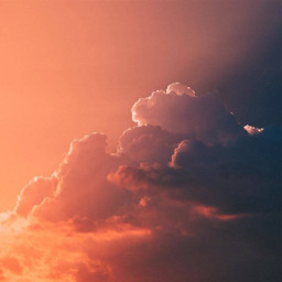 sky love red heart sea freetoedit freetoedituu