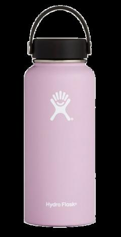 pink lilac hydroflask freetoedit