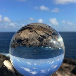 interesting nature paradise lavarocks sea