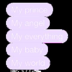purple cute kawaii relationship romance freetoedit