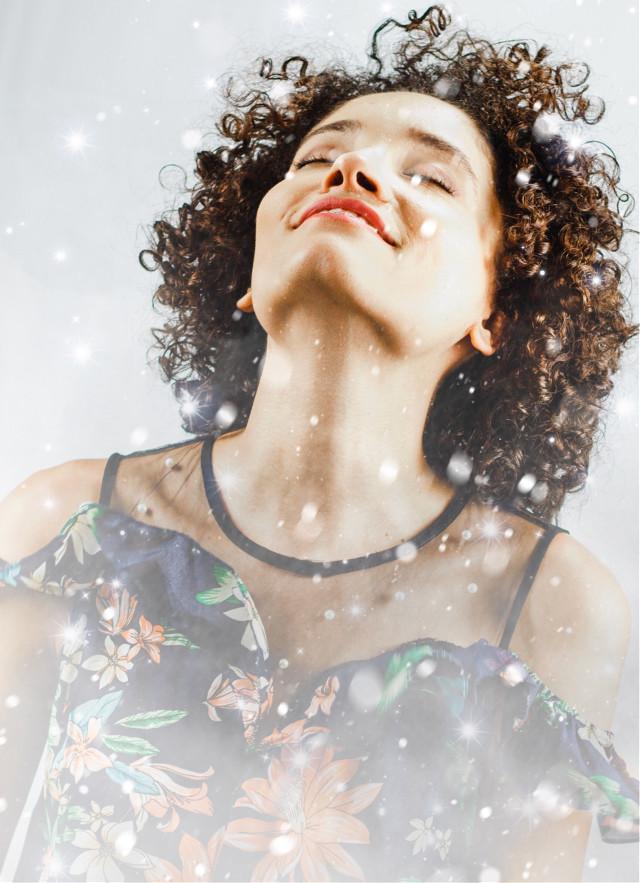 #freetoedit #snow #sparkle #shine
