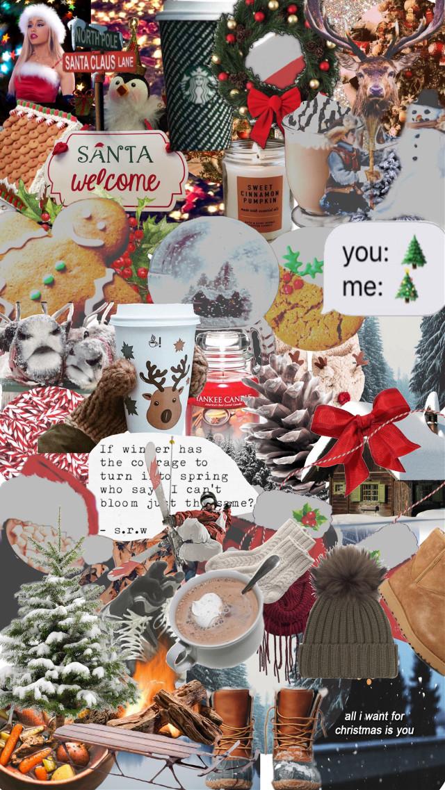 #freetoedit #christmas #happyholidays #merrychristmas #letitsnow.