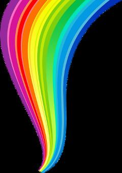 rainbow rainbowoverlay freetoedit