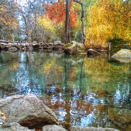 pond hdr colorful naturephotography freetoedit