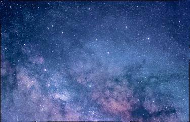 galaxy space purple blue sky freetoedit