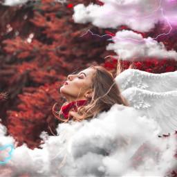 angel hopeyoulikeit freetoedit ircautumnvibes autumnvibes