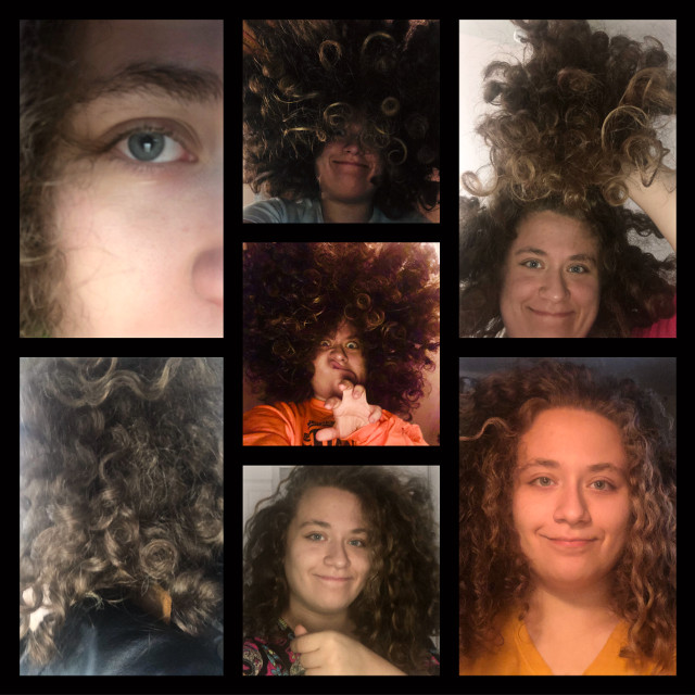 Me and the curly hair o mine  @jahmillahjc @helenzitababy @pa @hollipolliyozza @coldbrewcoffe      #naturalhair #me #naturalcurls #blonde #faith #hollieanna #thickhair #bighair #curlyhair #curlyhairgirl #curlylife #curlyhead #curlyhairdontcare #curlyhairvibes     @bigijackson @_tonyamoreno_  @msjohnsonjoy @anasteria91