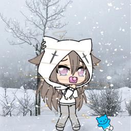 december january cold freezing help freetoedit