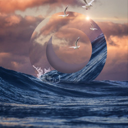drawtools surreal paoloshowedme editstepbystep ocean